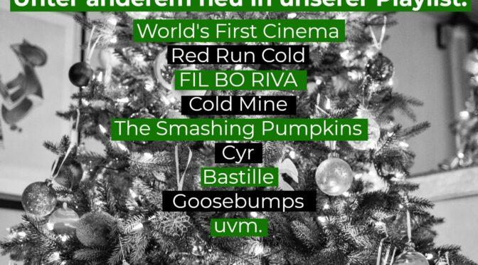 Neues von world's First Cinema, FIL BO RIVA, The SMashing Pumpkins, Bastille,…